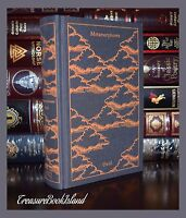 Metamorphoses by Ovid Mythology Brand New W/ Ribbon Collectible Hardcover Gift
