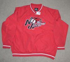 NWT New Jersey Jackals Baseball Pullover Jacket XL Can-Am League