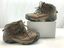 KEEN Utility 1007004 Men's Detroit Mid Steel Toe Slate Black Work Boot 10.5 D