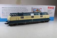 Piko 52604 Diesellok BR 221 137-3 DB Ep. IV, Digital mit Sound, Neuware.