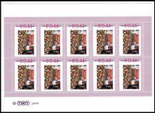 Vel persoonlijke postzegels Marathon Rotterdam 2008 postfris OKI - NVPH 2489