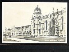 PORTUGAL 156.-LISBOA -Mosteiro dos Jeronimos (Real Photo (RPPC)