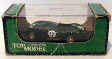 Véhicules miniatures Top Model pour Jaguar 1:43