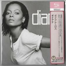Diana Ross – Diana FIRST EDITION JAPAN MINI LP SHM-CD The Supremes, Chic