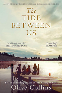 The Tide Between Us By Olive Collins Paperback Historical Epic Tale Story Books