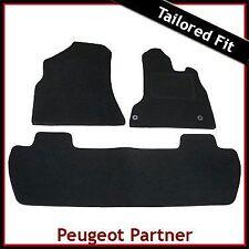 Peugeot Partner Multispace Tailored Fitted Carpet Car Mats (2008 2009 2010 2011)