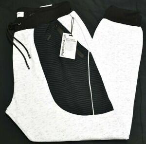 Paper Denim & Cloth Jogger Pants Men's 4X 4XB 4XL Moto Fleece Sweatpants Q975