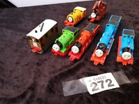 Thomas The Tank Engine & Friends7x Diecast Trains Characters, 1987- 2001, 2003