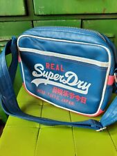 Superdry Black Label sports bag holdall