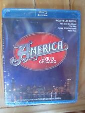 AMERICA LIVE IN CHICAGO BLU-RAY region A,B,C MEXICO EDITION CHRISTOPHER CROSS