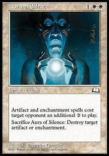Aura di Silenzio - Aura of Silence MTG MAGIC WL Weatherlight Eng