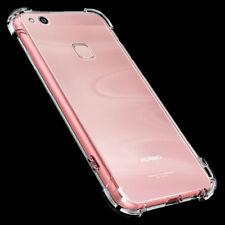 Funda Gel TPU Transparente Antigolpes para Huawei P10 Lite