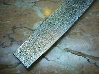 250mm Lang THK Diamant Flache feilen Splitt 60 grober Körnung Schmuck stein Glas