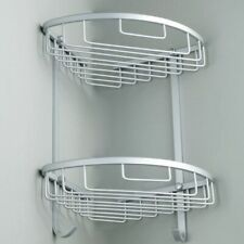 Bathroom Corner Shelf Storage Rack Shower Bath Organizer Shampoo Holder Soap
