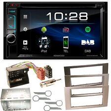 Kenwood DDX-4018DAB Bluetooth Autoradio Einbauset für Ford Focus Fusion Galaxy S