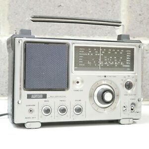 Vintage AMSTRAD 6011 Classic Multi-band Radio, Includes S/W and Airband - 232