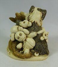 Harmony Kingdom Perished Teddies Trinket Box Excellent