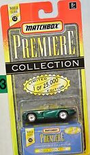 MATCHBOX PREMIERE COLLECTION SERIES 12 DODGE VIPER RT/10 GREEN
