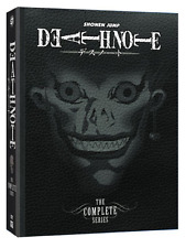 Death Note: Complete Anime TV Series Seasons 1 & 2 Boxed DVD Set NEW!