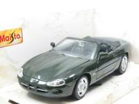 Maisto Diecast 31936 Jaguar XK8 1996 Green 1 24 Scale Boxed