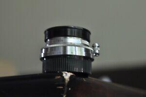 Canon Serenar 35mm F3.5 lens M39 mount screw mount lens