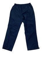 Cabela's Large Men's Rain Pants Gore-tex Paclite Blue