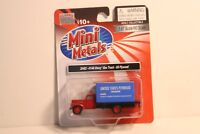 HO Scale 30482 Classic Metal Works Mini Metals 41/46 Chevy Box Truck US Plywood