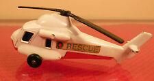 Matchbox No.75 helicóptero Seasprite: 1976: Diecast Modelo: hecho En Inglaterra