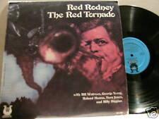 RED RODNEY Red Tornado Bill Watrous Sam Jones Billy Higgins LP Roland Hanna