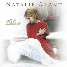 Natalie Grant: Believe Brand NEW CD Contemporary Christian Music Songs Free Ship