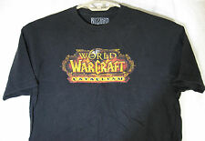 World of Warcraft Cataclysm TShirt Size XL Video Game Graphic T WOW Blizzard