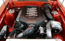 Mustang Coyote 5.0L Swap Procharger Supercharger Cog Race Intercooled F-1A-94