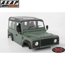 RC4WD Z-B0062 Land Rover Defender D90 Ltd Ed Painted Green Body