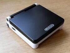 Nintendo Gameboy Advance SP Console,BLACK & WHITE, Refurbished