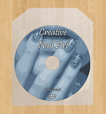 Nail Art - A How To Guide for creating beautiful nails tutorial DVD designs