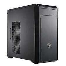 Cooler Master MasterBox Lite 3 Mini Tower Computer Case - Black