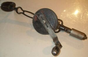 Rare Record No. 146 Breast Drill - Made In England 1930's - As Photo's.