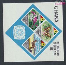ghana Bloc 29 neuf 1967 Tourisme (8776889