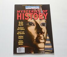 U.S News Special Collector's Edition Mysteries of History 2010 New
