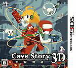 New listing NINTENDO 3DS CAVE STORY VERY GOOD #2F25