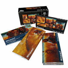 Ziggi URS Africa IV Mix Limited Edition Collectors Rolling Papers - Full Box