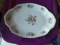 Warwick WA14 14 3/4 inch oval platter 1 available