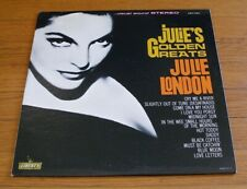 "Julie London 1963 original  Liberty Stereo LP ""Julie's Golden Greats"" cLEAn!"