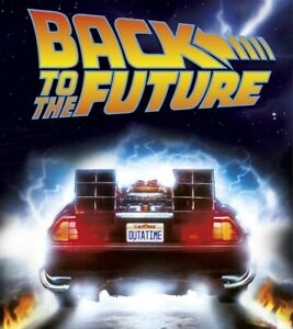 Back To The Future 35 Years Anniversary Collectable Stamp Pack