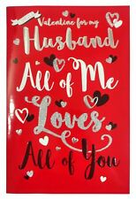 Husband Valentines Day Card Cute Valentine's - 9 X Cards to Choose From Card8