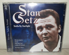 2 CD STAN GETZ - STELLA BY STARLIGHT -  NUOVO NEW