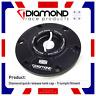 DIAMOND RACE PROD. - TRIUMPH QUICK RELEASE TANK FUEL CAP - DAYTONA 675R 2013 '13