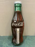 Vintage Taylor 859 Coke Sign/Thermometer *Vivid Colors