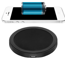 Qi Wireless Fast Charger Pad Dock for iPhone XS Max Samsung Galaxy Note 10 Plus