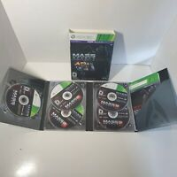 Mass Effect Trilogy - Xbox 360 - Complete - Tested - B+ Condition - French Copy